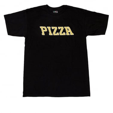 Pizla T-Shirt - Black
