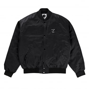 College Jacket - Black