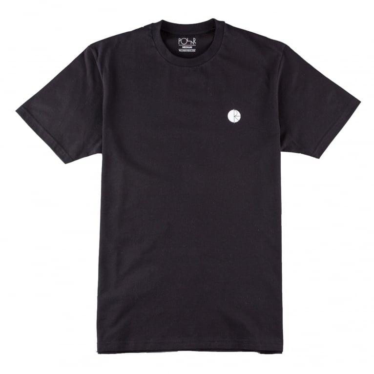 Polar Skate Co. Fill Logo Chest T-Shirt