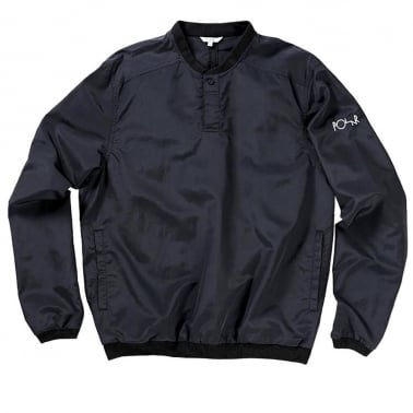 Golf Club Pullover - Black