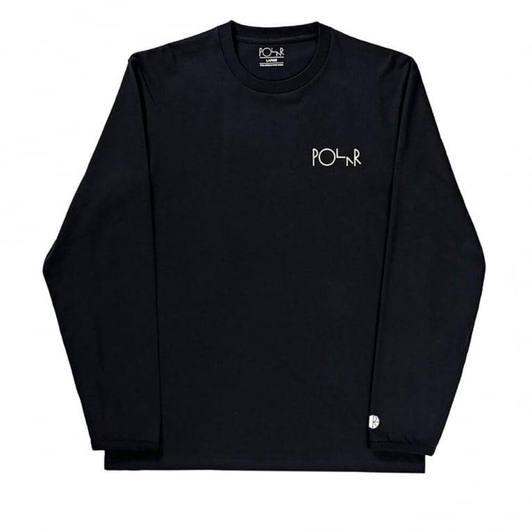 Polar Skate Co. Halberg Long Sleeve T-shirt
