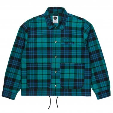 03d113e9cf1f Plaid Work Jacket