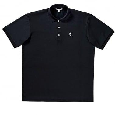 PSC Pique Polo - Black