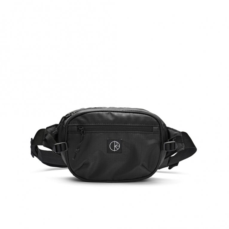 Polar Skate Co. Ripstop Hip Bag - Black