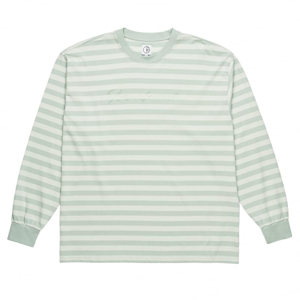 a1f95c2189 Polar Skate Co Signature Striped Long Sleeve Tee | Clothing ...