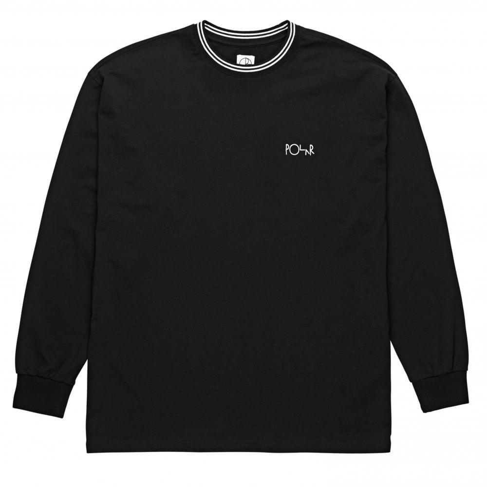 6567ce7ac8 Polar Skate Co. Striped Rib Long Sleeve T-Shirt |Clothing|Natterjacks.