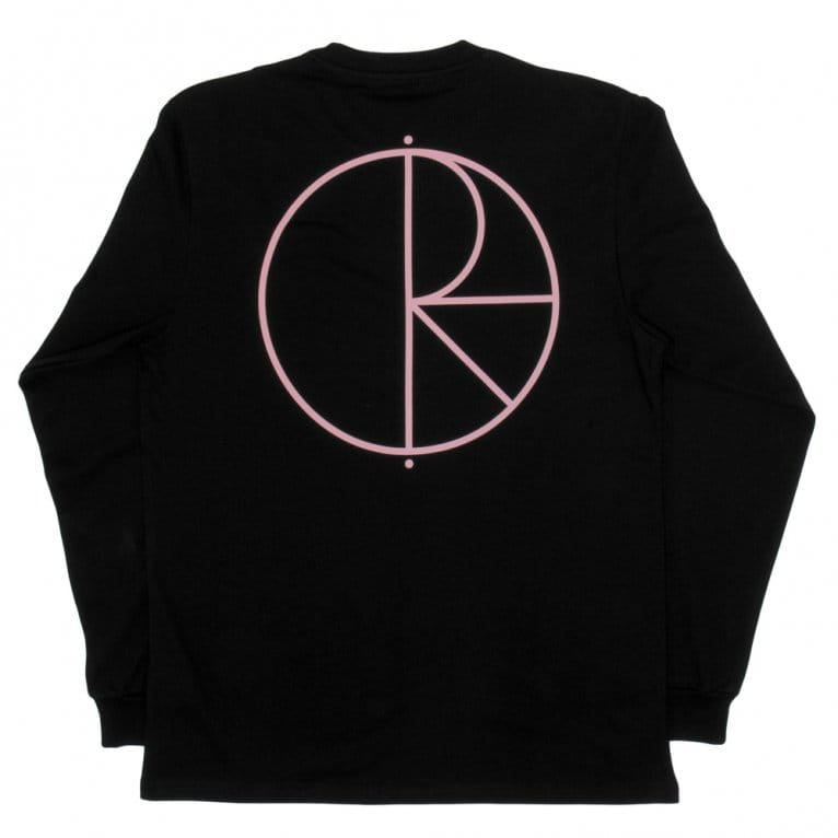 Polar Skate Co. Stroke Logo Long Sleeve Tee