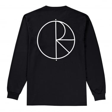 Stroke Logo Long Sleeve Tee
