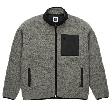 Teddy Jacket - Grey