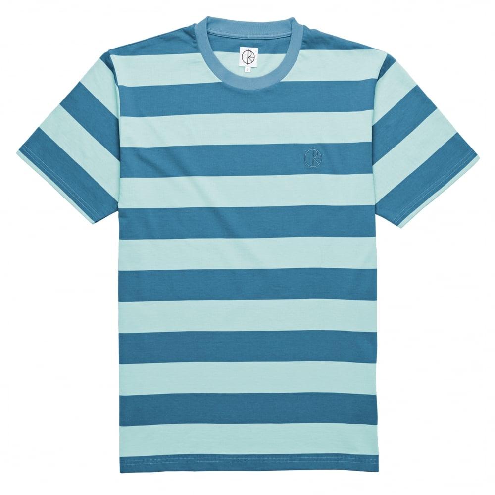 9b25ac9050 Polar Skate Co X Ron Chatman Block Stripe Tee  Clothing   Natterjacks