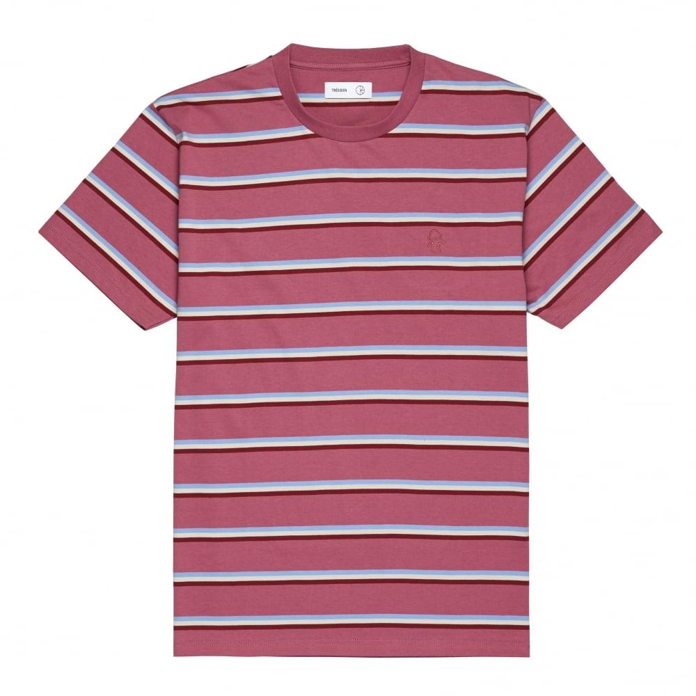 d9145ad337 Polar Skate Co. x Très Bien Striped T-Shirt   Clothing   Natterjacks