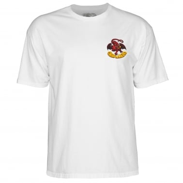 Caballero Dragon T-Shirt - White