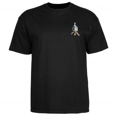 Skull & Sword T-Shirt - Black