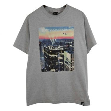 High Rise Tee Athletic Heather