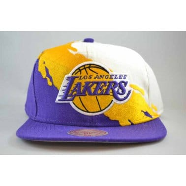 Ps LA Lakers Yellow/Purple