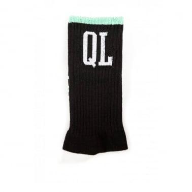Ql Socks Black