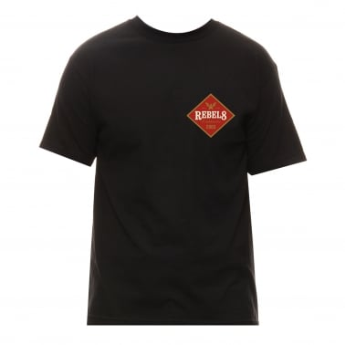 Draft T-Shirt - Black