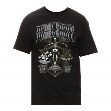 Heart & Soul T-Shirt - Black