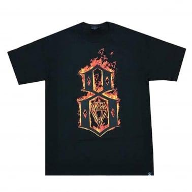 Inciner8 T-Shirt - Black