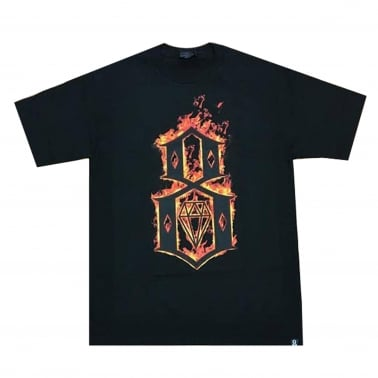 Inciner8 T-Shirt - Black