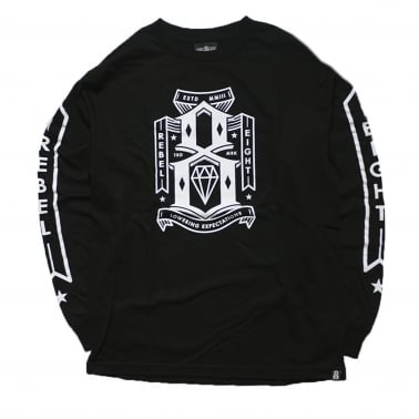 Lowering Expectation Long Sleeve - Black