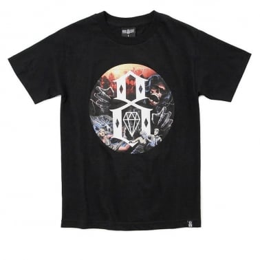 Apocalypse T-shirt - Black