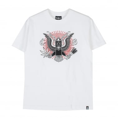 Bomb Often T-Shirt - White