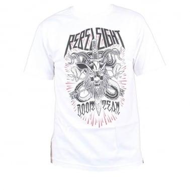 Doom Team T-shirt - White