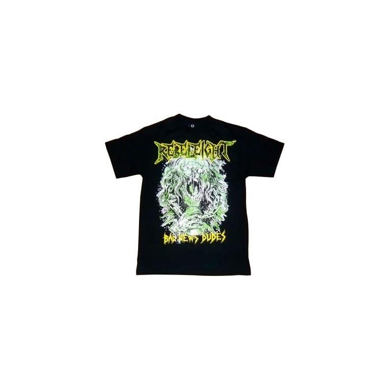 Rebel 8 Face Melter T-shirt - Black