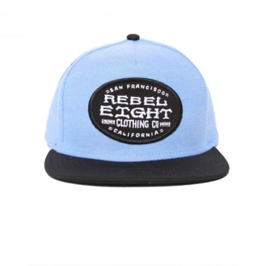 Mainline Snapback Cap - Denim