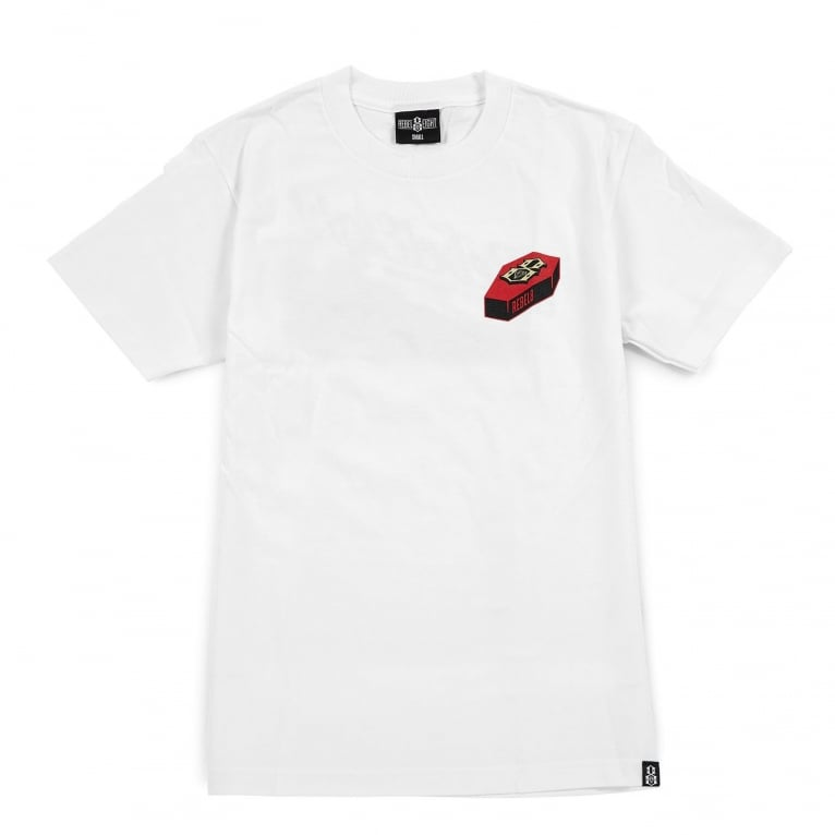 Rebel 8 Nowhere Fast T-Shirt - Black