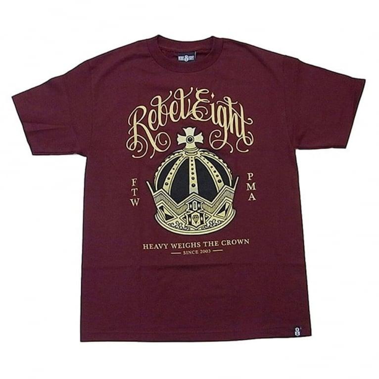 Rebel 8 Rulers T-shirt
