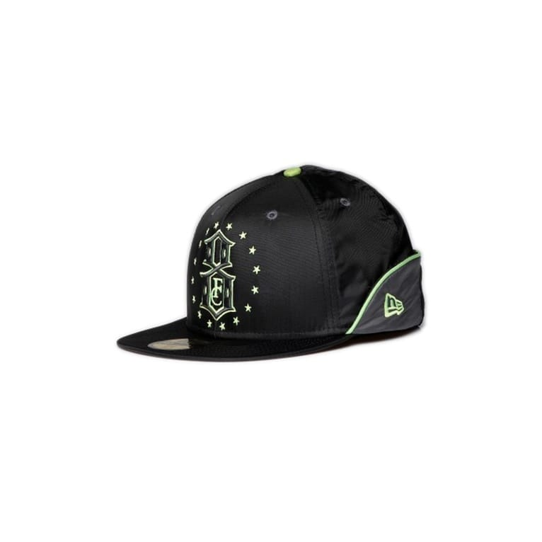 Rebel 8 X Flying Coffin Death Cycles New Era Cap - Black