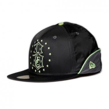 X Flying Coffin Death Cycles New Era Cap - Black