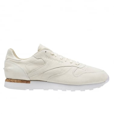 Classic Leather LST - Classic White