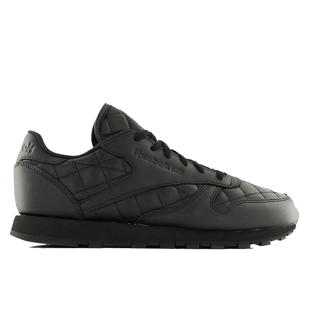 Reebok Classic Leather Quilted Trainers