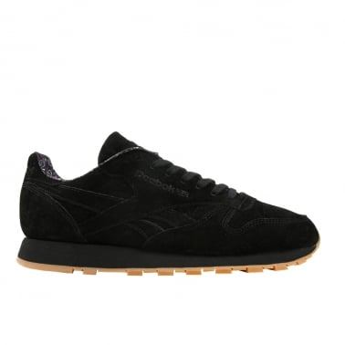 Classic Leather TDC - Black/White/Gum