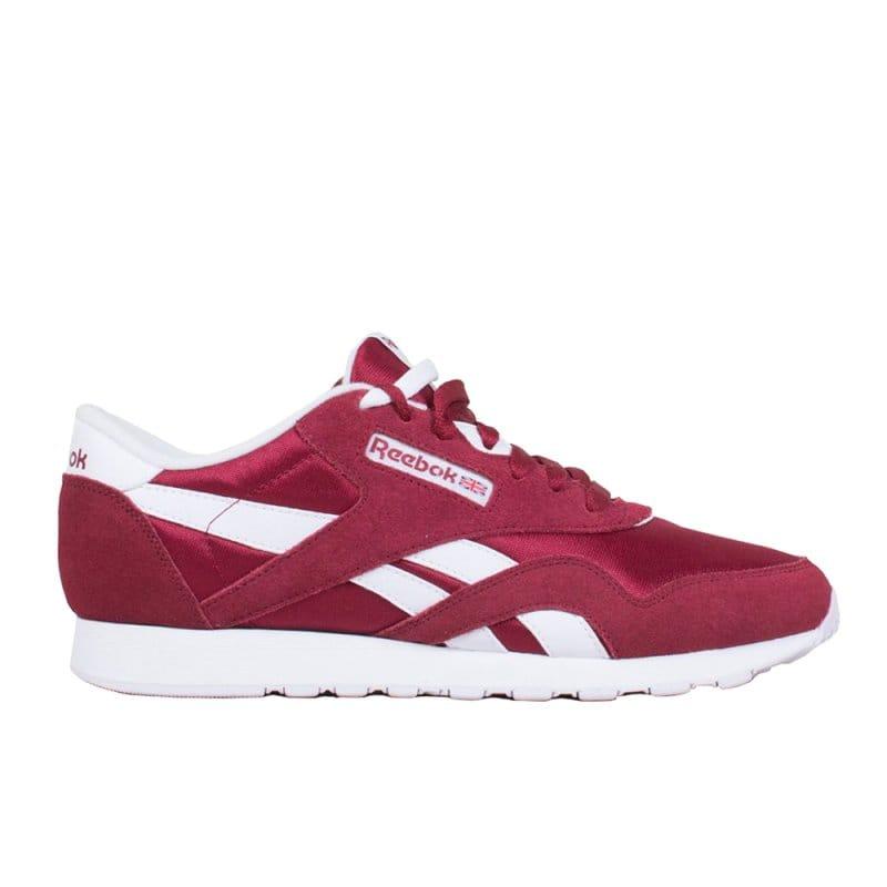 Reebok Classic Nylon in Tri Red White  062132e2a