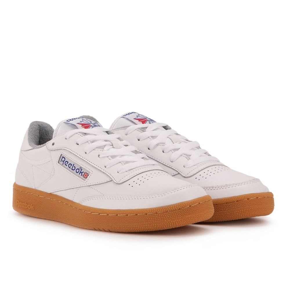 8919648ba40 Club C 85 Gum - White Royal