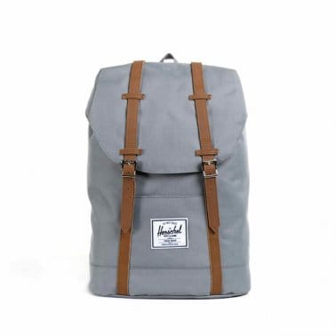Retreat Backpack Grey