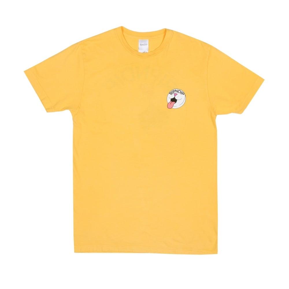 34745233c148 Pill T-Shirt - Primrose Yellow
