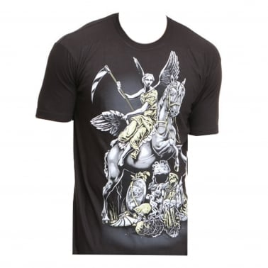Angel Of Death T-Shirt - Black