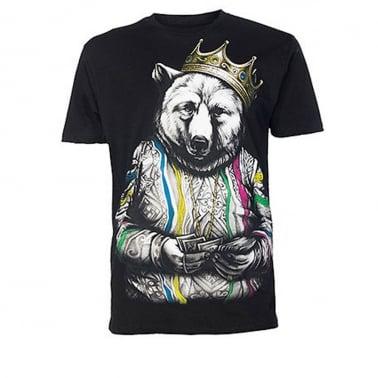 Biggie V3 T-shirt - Black
