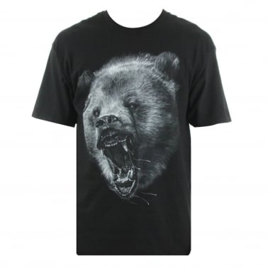 Grizzly T-Shirt - Black