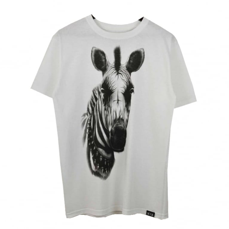 Rook Party Animal Tee White