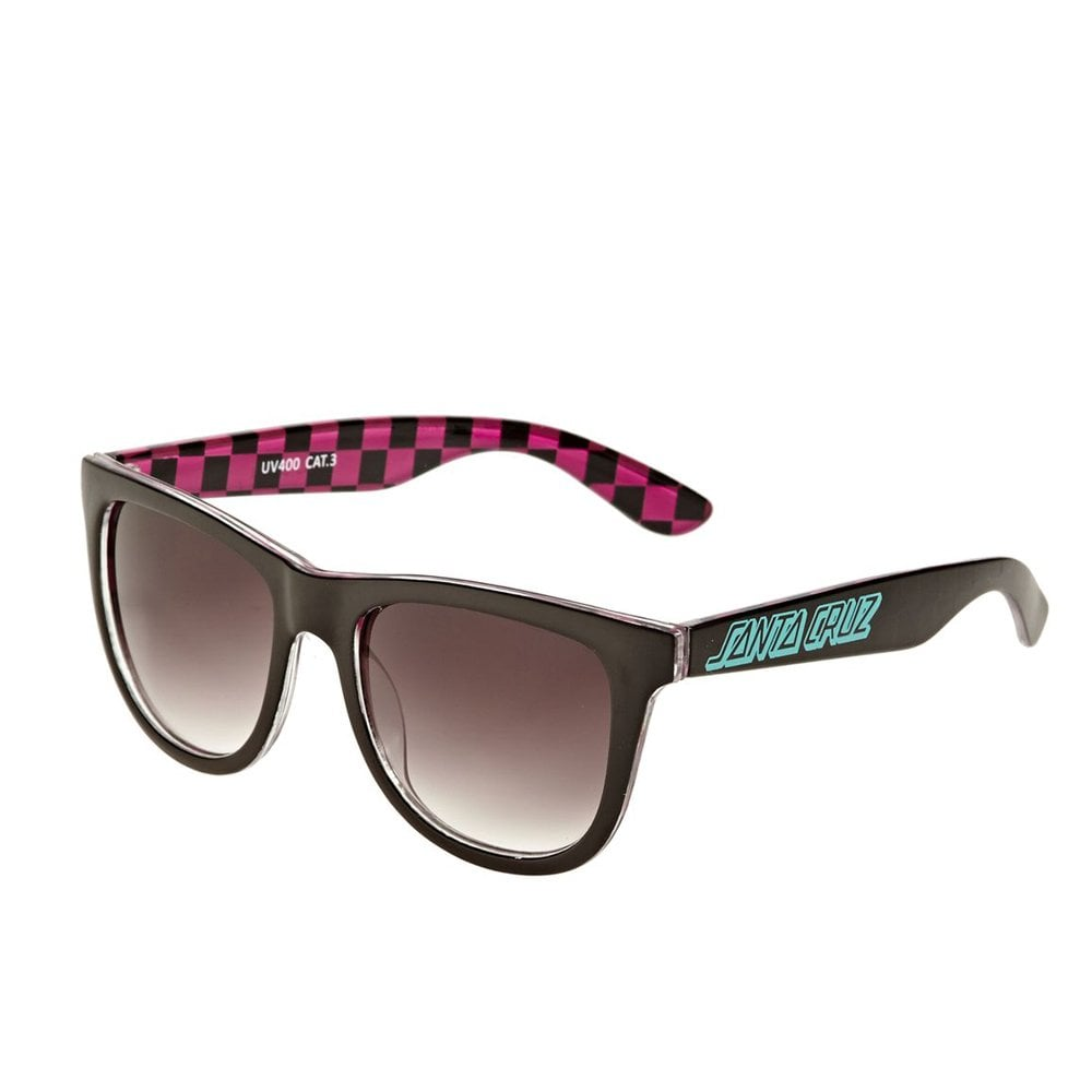 0fe2e8b3e3 Santa Cruz Checkered Sunglasses