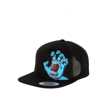 Screaming Hand Trucker - Black