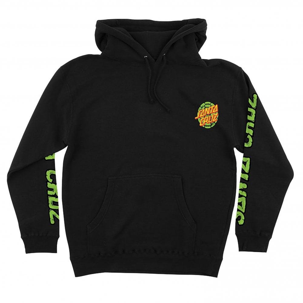 51064b6f Santa Cruz x TMNT Turtle Power Hood | Clothing | Natterjacks