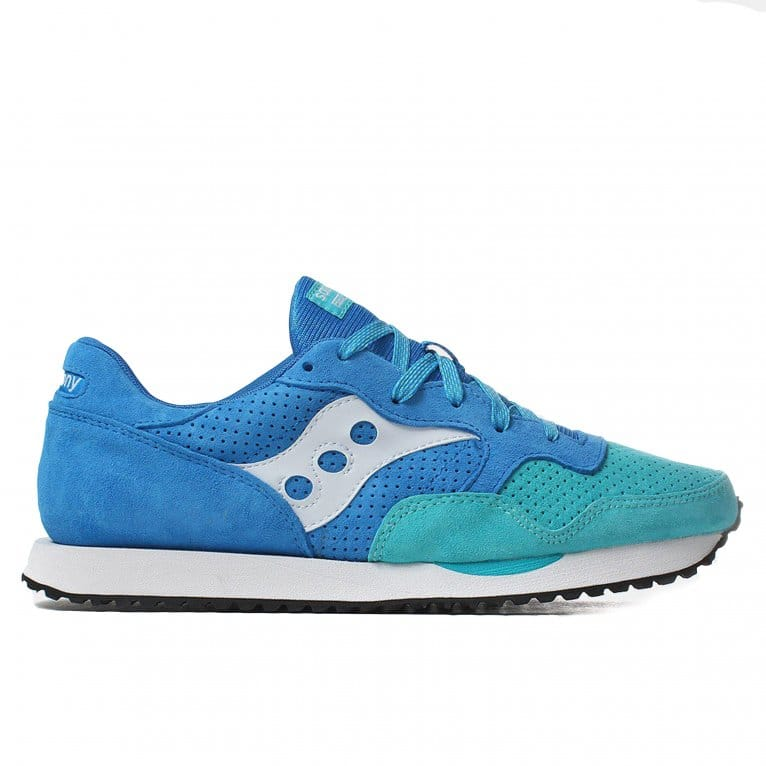 Saucony DXN Trainer 'Bermuda Pack' - Blue/Green