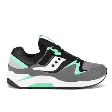 Grid 9000 - Grey/Black/Mint